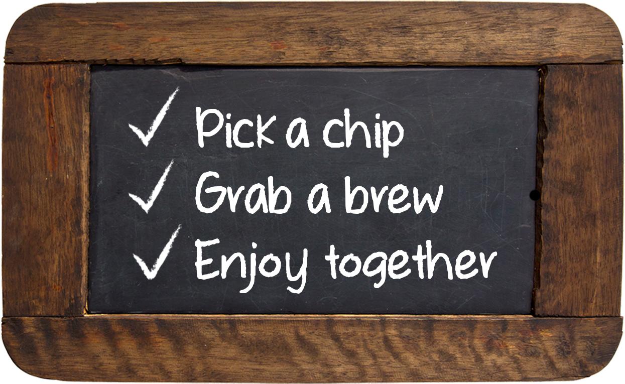 Brew Foods Pairing Snacks