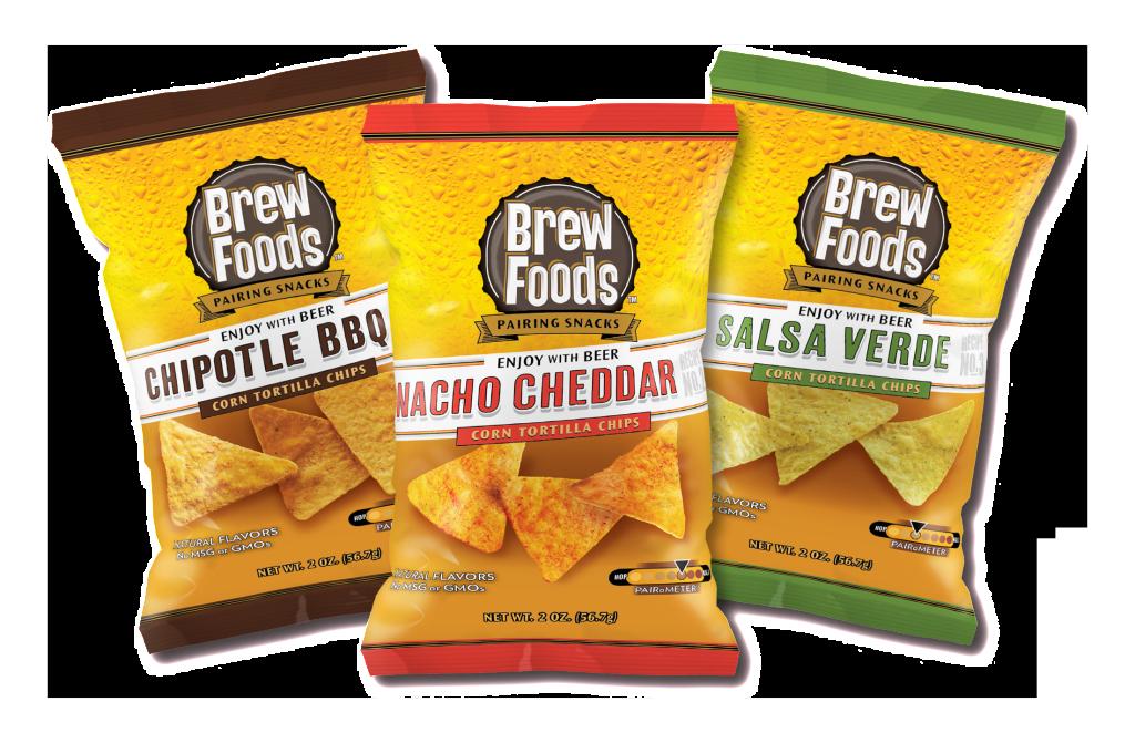 Brew Foods Tortilla Chips